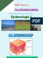 Conceptos epidemiologicos