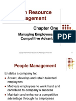 Human Resource Mgmt Ch 01 - r