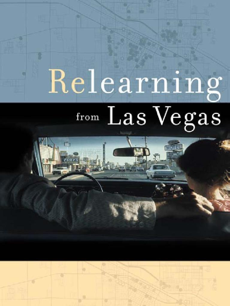 Relearning From Las Vegas | Postmodernism | Aesthetics