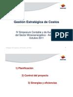Gestion Estrategica de Costos 2011 Repsol
