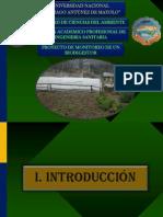 Proyecto de Monitoreo de Un Biodigestor