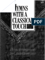 Cindy Berry - Hymns With a Classical Touch