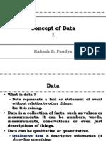 01.Concepdddddt of Data