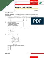 f0recast PMR Paper ( Science )
