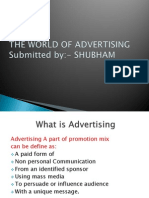 Tv Advertisement Effect