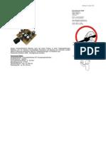 IC U2822 (8pin) Info