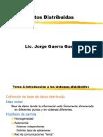 Base de Datos Distribuidas 12 Reglas