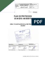 Plan de Protección de Medio Ambiente C.T