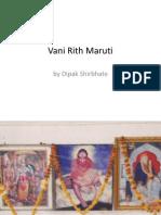Vani Rith Maruti