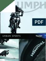2010 Triumph Cat Sport It