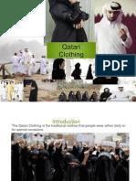 Qatari Clothing