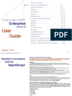 MaintSmart User Guide
