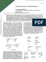Abarca Bromination of Triazolopyridines Perkin Trans 1 1987