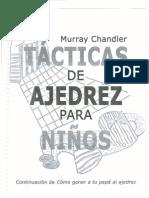 Tacticas de Ajedrez para niños (Chandler)