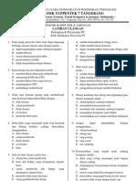 Latihan Ulangan Melakukan Perawatan PC