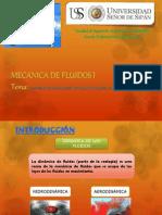 Diapositivas Dinamica de Los Fluidos Perfectos