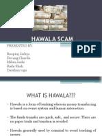 Hawala Scam