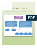 Curriculum Design (EAP
