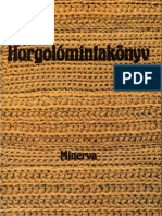 Horgolo Mintakonyv