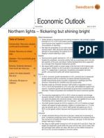 Swedbank Economic Outlook - April 10, 2013