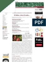 Il Sidro, Vino Di Mele. La Ricetta Per Farlo in Casa