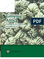 Africa Agribusiness Report 2013