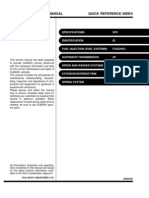 Subaru Forester 2007 Service Manual | Transmission ... on