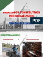 Seminarios II - Industrializacao Na Construcao Civil