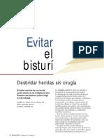 DESBRIDAR HERIDAS SIN CIRUGÍA ELSEVIER