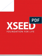x Seed Brochure