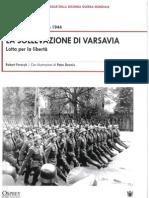 La sollevazione di Varsavia - Agosto-ottobre 1944