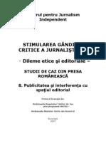 8_ Publicitatea Si Interferenta Cu Spatiul Editorial