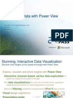 Introduction to Power View