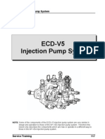 ECD V5 Injection Pump System