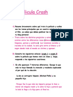 Pelicula Crash