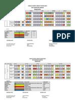 Jadual Waktu Induk Tahun 2013