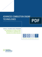 2007 Advanced Engine