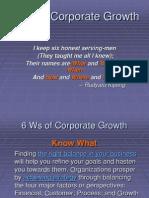 6 Corporate Grow