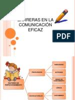 Barreras comunicativas