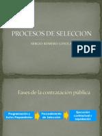 II Modulo - IV Sesion - Proceso de Seleccion