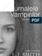 Jurnalele Vampirilor L J Smith Vanatorii Fantoma 8