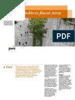 Calendario Fiscal 2012
