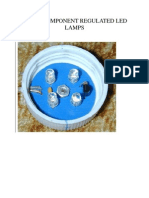 Led Lamp Circuit