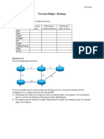 TD Routage