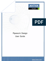 PDMS-Pipework Design User Guide