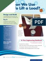Lift a Load Activity