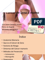 Cancer de Seno1