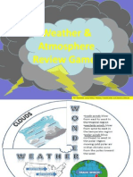 weather  atmosphere games  quiz study guide