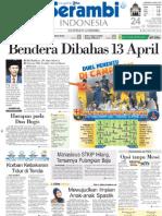 Serambi Indonesia 10 April 2013