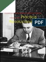Enver Hoxha. Estudiemos la teoría marxista-leninista en estrecho enlace con la práctica revolucionaria; 1970